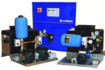 Lowara Presfix Pressurisation Units